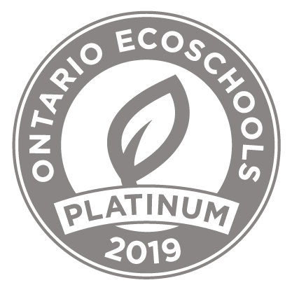 Platinum EcoSchools Certification 2019